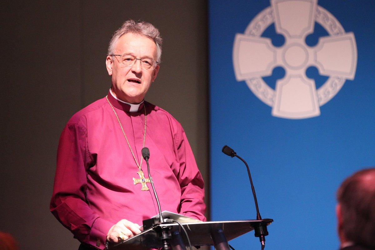 Archbishop John Davies at GB meeting.jpg