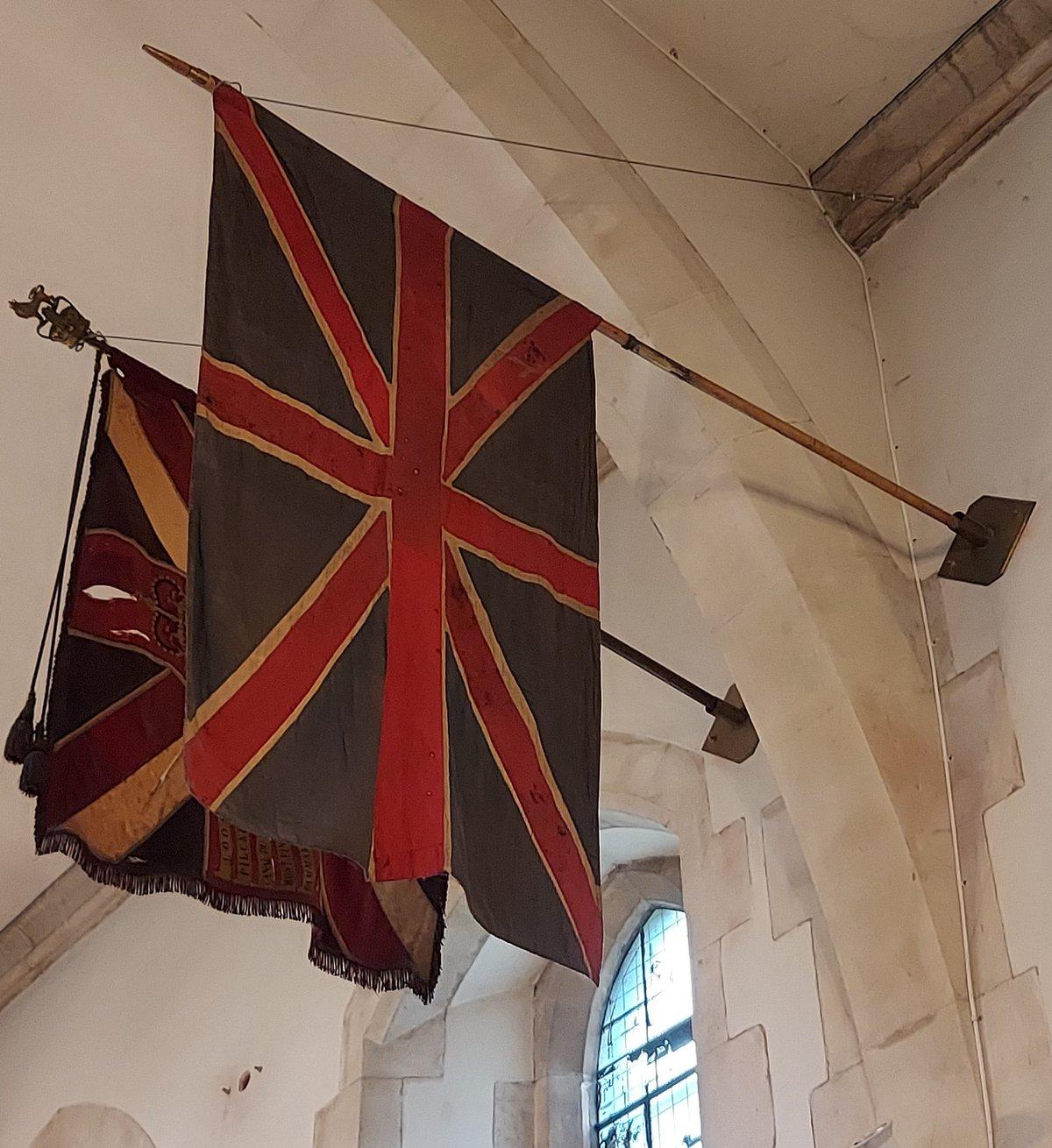 FEPOW Flag, St Mary's Swansea.jpg